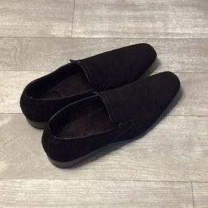 Calvin Klein Channing Perf Dark Brown loafers